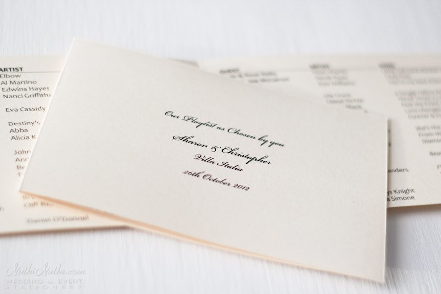 guest favour song book