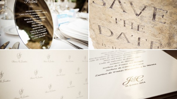 Alternative materials for event stationery