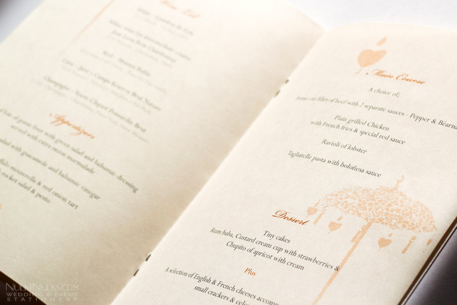 Bali Nights Collection - Wedding Invitation Cards with Balinese ...