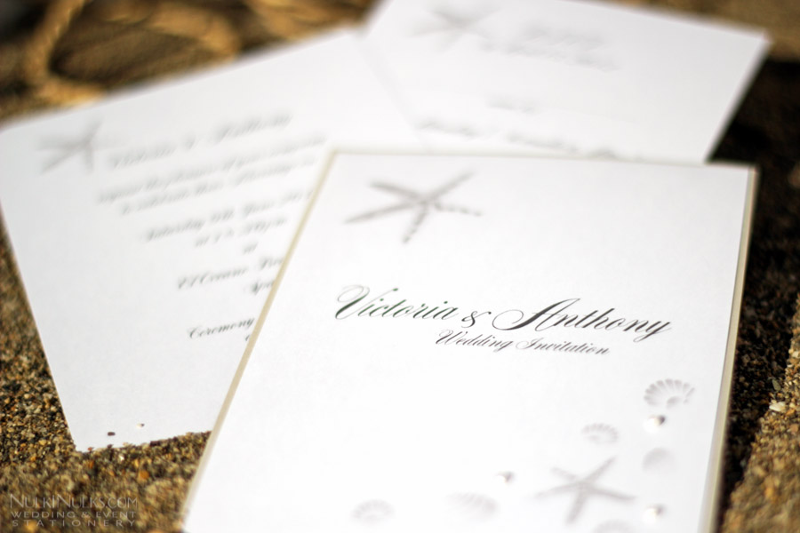 Coastal Finds Collection - Beach Themed Wedding ...