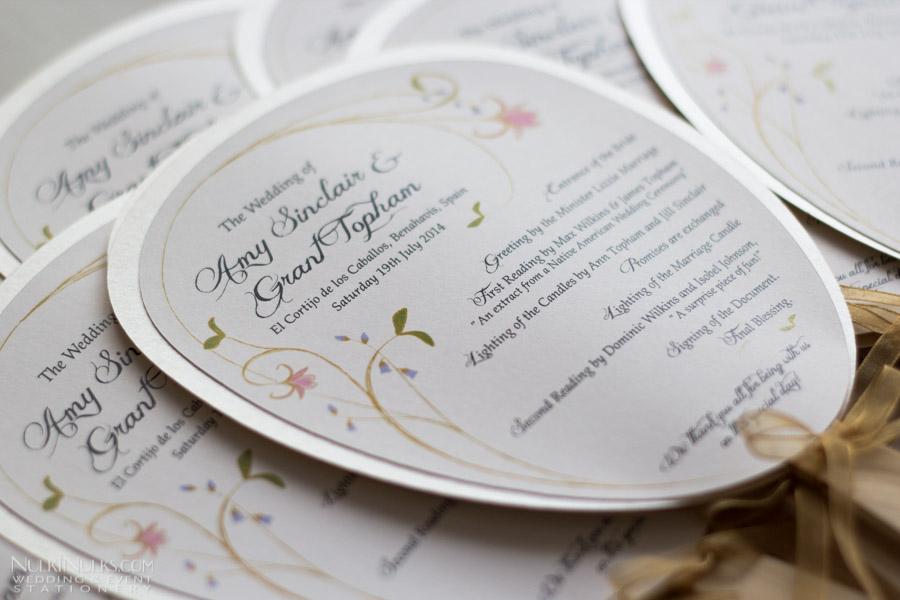 wedding ceremony fans - Targer.golden-dragon.co