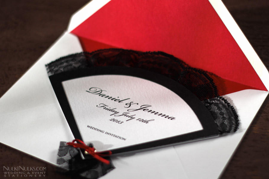 Invitations With Ribbon was perfect invitations ideas