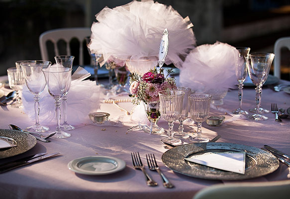 Tablescape by Tucco - Wedding Plnners and tableware rental in Marbella and Malaga