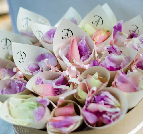 Wedding Confetti Cones